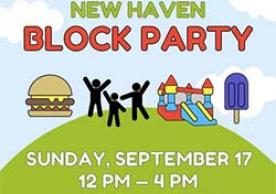Multicultural New Haven Block Party.