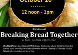 Breaking Bread Together