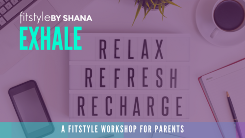 Exhale: Relax, Refresh, Recharge Photo