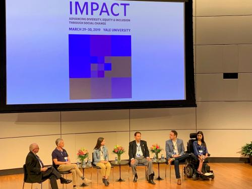 Event Recap Impact Advancing Diversity Equity And Inclusion Through Social Change Working Women S Network