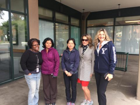 Picture from 10/5/15 Walking Group, 25 Science Park