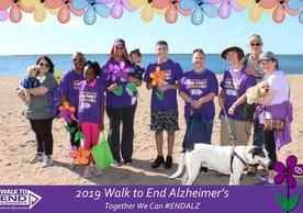Photo of 2019 Walk to End Alzheimer's