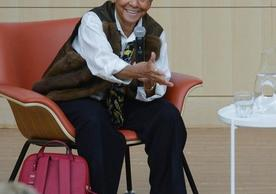 Photo of Nikki Giovanni