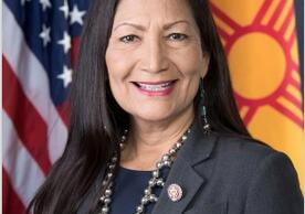 Photo of Deb Haaland