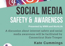 Social Media Safety & Awareness Flyer