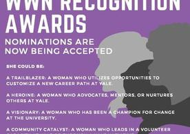 4th Annual WWN Recognition Award Flyer